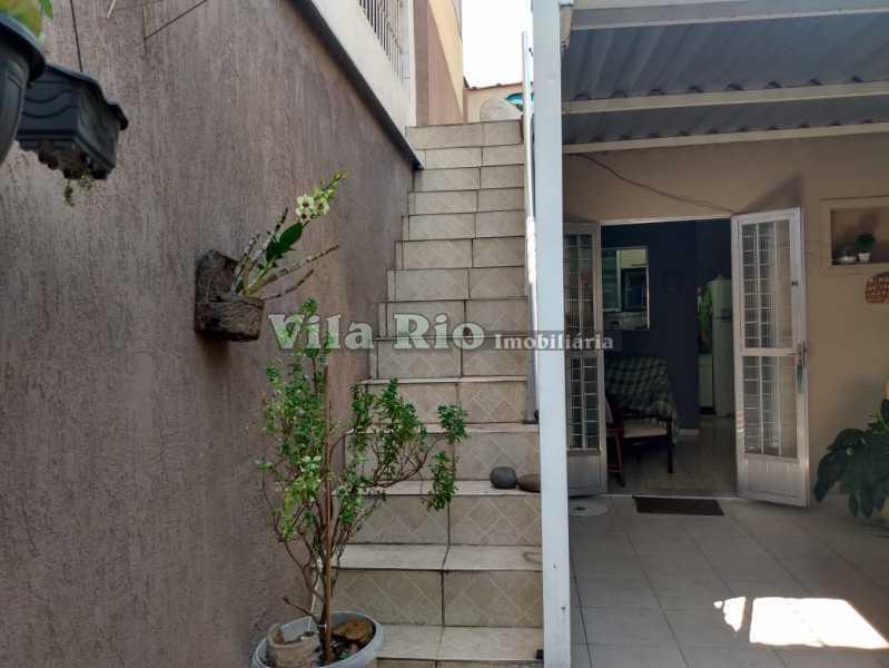 ESCADA. - Casa 3 quartos à venda Vista Alegre, Rio de Janeiro - R$ 960.000 - VCA30086 - 19