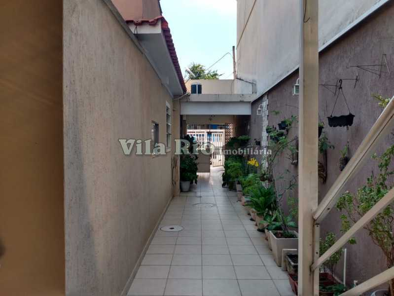 LATERAL. - Casa 3 quartos à venda Vista Alegre, Rio de Janeiro - R$ 960.000 - VCA30086 - 21