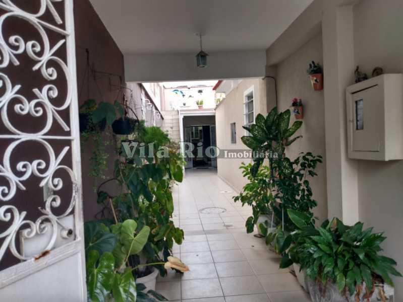 LATERAL1. - Casa 3 quartos à venda Vista Alegre, Rio de Janeiro - R$ 960.000 - VCA30086 - 22