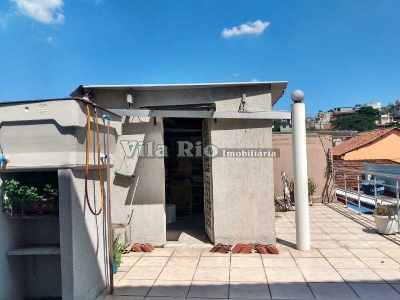 TERRAÇO 2. - Casa 3 quartos à venda Vista Alegre, Rio de Janeiro - R$ 960.000 - VCA30086 - 24