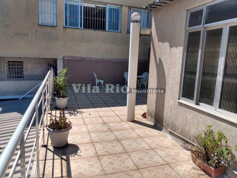 TERRAÇO1. - Casa 3 quartos à venda Vista Alegre, Rio de Janeiro - R$ 960.000 - VCA30086 - 25
