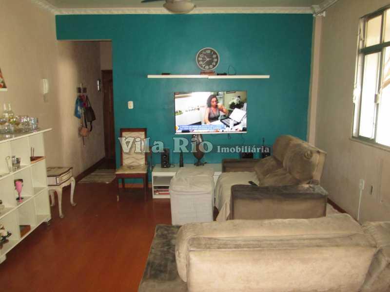 SALA 1 - Apartamento 3 quartos à venda Vista Alegre, Rio de Janeiro - R$ 235.000 - VAP30225 - 1
