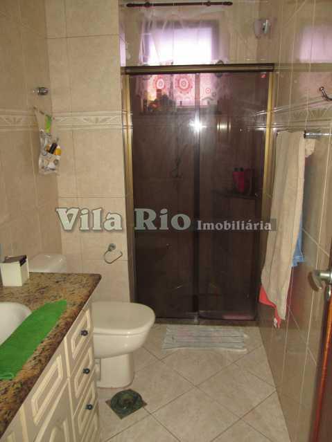 BANHEIRO 1 - Apartamento 3 quartos à venda Vista Alegre, Rio de Janeiro - R$ 235.000 - VAP30225 - 11