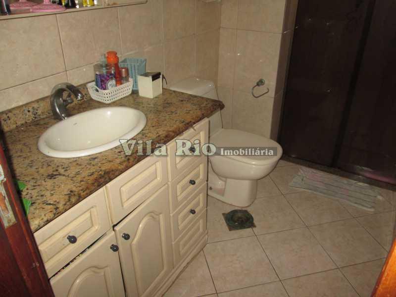 BANHEIRO 2 - Apartamento 3 quartos à venda Vista Alegre, Rio de Janeiro - R$ 235.000 - VAP30225 - 12