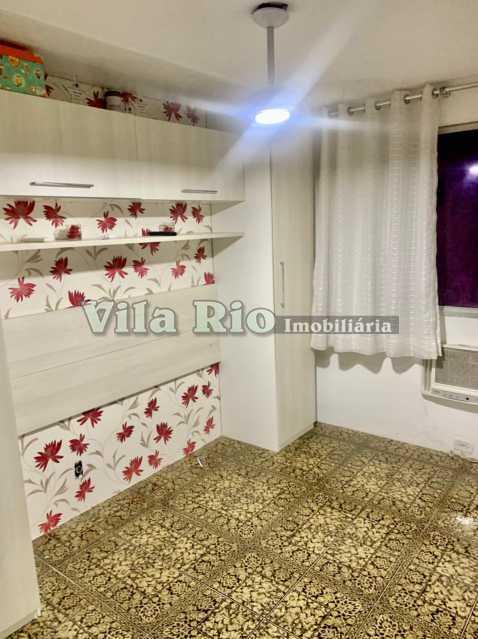 QUARTO 1. - Apartamento 2 quartos para alugar Irajá, Rio de Janeiro - R$ 1.300 - VAP20761 - 8