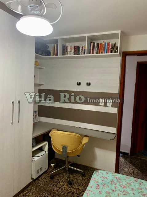 QUARTO 3. - Apartamento 2 quartos para alugar Irajá, Rio de Janeiro - R$ 1.300 - VAP20761 - 12