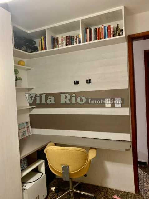 QUARTO 5. - Apartamento 2 quartos para alugar Irajá, Rio de Janeiro - R$ 1.300 - VAP20761 - 13