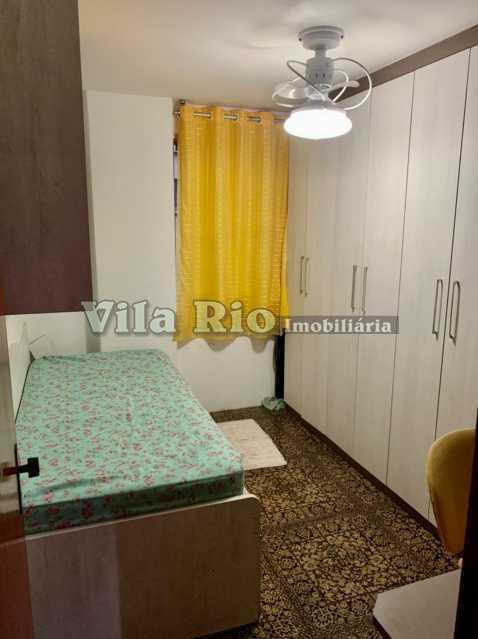 QUARTO 7. - Apartamento 2 quartos para alugar Irajá, Rio de Janeiro - R$ 1.300 - VAP20761 - 15