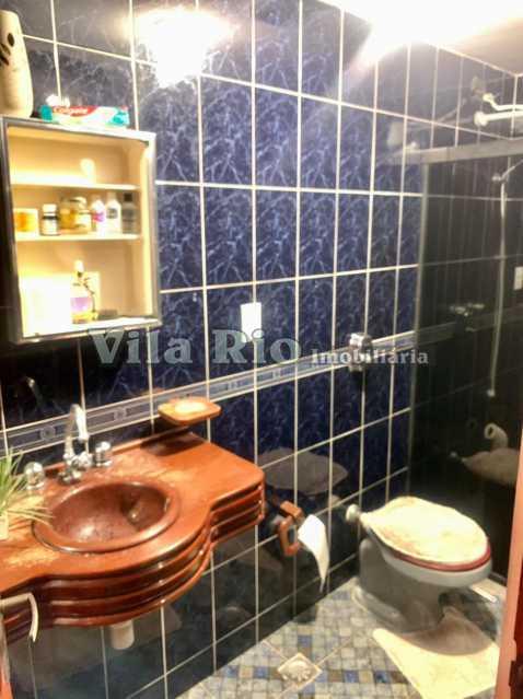 BANHEIRO 1. - Apartamento 2 quartos para alugar Irajá, Rio de Janeiro - R$ 1.300 - VAP20761 - 16