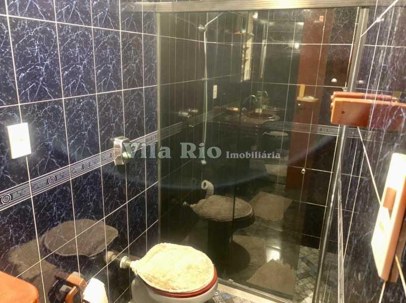 BANHEIRO 2. - Apartamento 2 quartos para alugar Irajá, Rio de Janeiro - R$ 1.300 - VAP20761 - 17