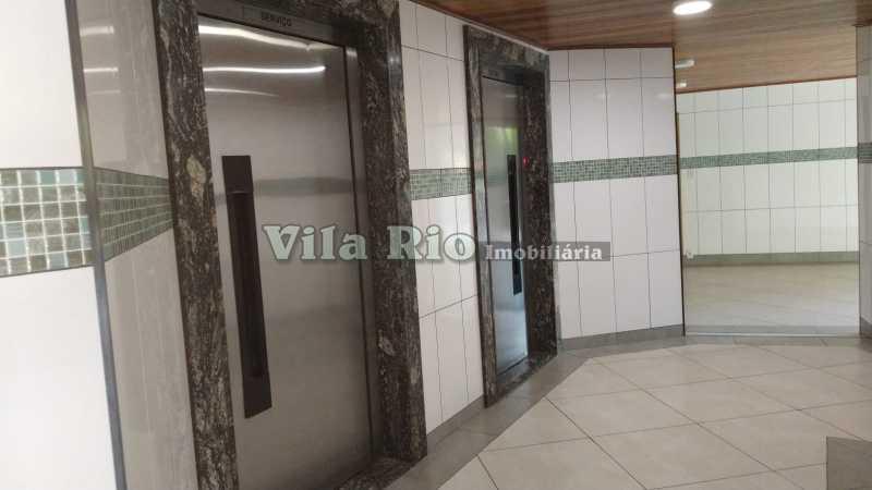 ELEVADOR. - Apartamento 2 quartos para alugar Irajá, Rio de Janeiro - R$ 1.300 - VAP20761 - 23