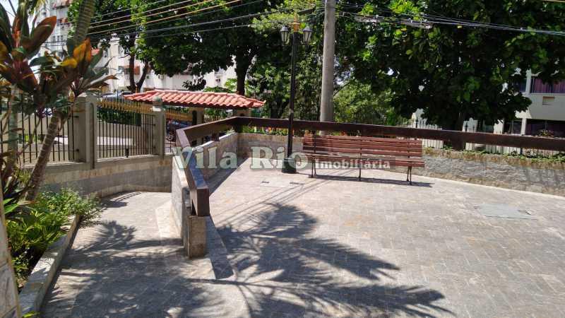 ENTRADA. - Apartamento 2 quartos para alugar Irajá, Rio de Janeiro - R$ 1.300 - VAP20761 - 30