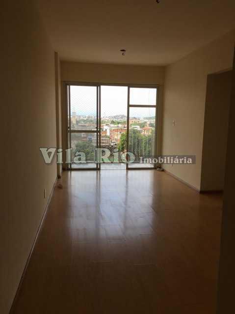 SALA 1. - Apartamento 2 quartos para alugar Vaz Lobo, Rio de Janeiro - R$ 800 - VAP20763 - 1