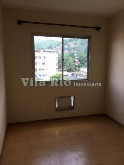QUARTO 1. - Apartamento 2 quartos para alugar Vaz Lobo, Rio de Janeiro - R$ 800 - VAP20763 - 6