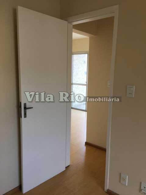 QUARTO1. - Apartamento 2 quartos para alugar Vaz Lobo, Rio de Janeiro - R$ 800 - VAP20763 - 11