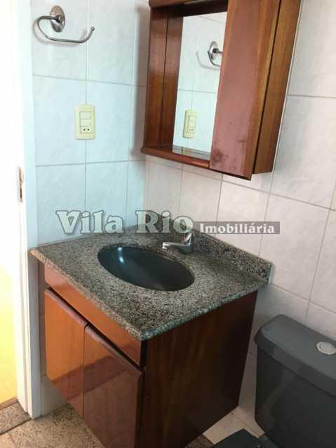 BANHEIRO 2. - Apartamento 2 quartos para alugar Vaz Lobo, Rio de Janeiro - R$ 800 - VAP20763 - 13