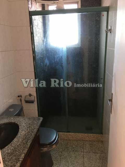 BANHEIRO 3. - Apartamento 2 quartos para alugar Vaz Lobo, Rio de Janeiro - R$ 800 - VAP20763 - 14