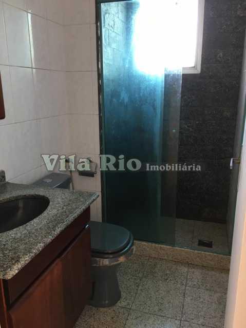 BANHEIRO1 1. - Apartamento 2 quartos para alugar Vaz Lobo, Rio de Janeiro - R$ 800 - VAP20763 - 15