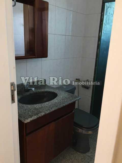 BANHEIRO1 2. - Apartamento 2 quartos para alugar Vaz Lobo, Rio de Janeiro - R$ 800 - VAP20763 - 16