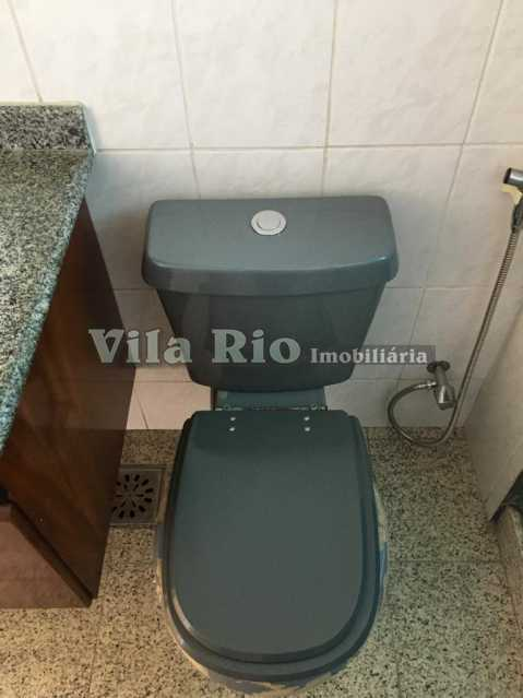 BANHEIRO1 3. - Apartamento 2 quartos para alugar Vaz Lobo, Rio de Janeiro - R$ 800 - VAP20763 - 17