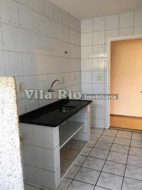 COZINHA 1. - Apartamento 2 quartos para alugar Vaz Lobo, Rio de Janeiro - R$ 800 - VAP20763 - 19