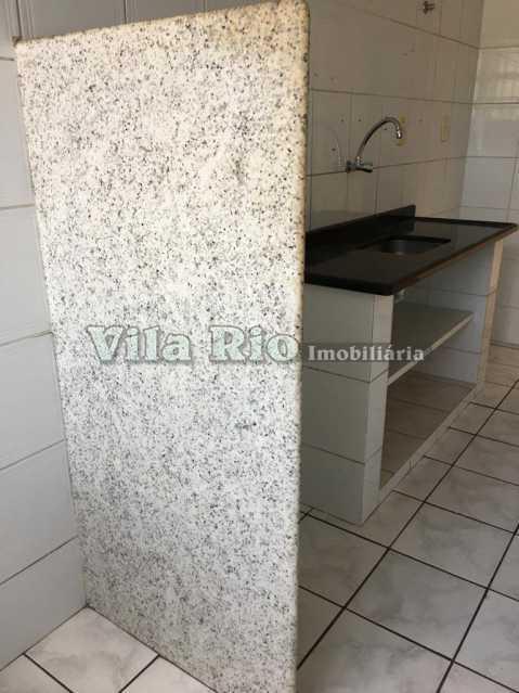 COZINHA 2. - Apartamento 2 quartos para alugar Vaz Lobo, Rio de Janeiro - R$ 800 - VAP20763 - 20