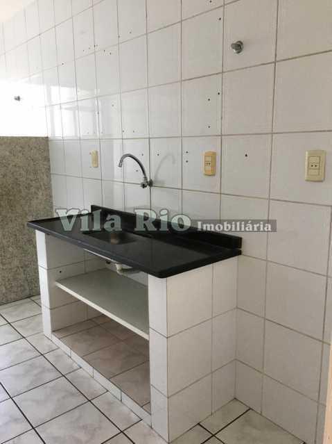 COZINHA 3. - Apartamento 2 quartos para alugar Vaz Lobo, Rio de Janeiro - R$ 800 - VAP20763 - 21