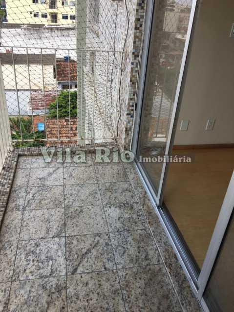 VARANDA1. - Apartamento 2 quartos para alugar Vaz Lobo, Rio de Janeiro - R$ 800 - VAP20763 - 26
