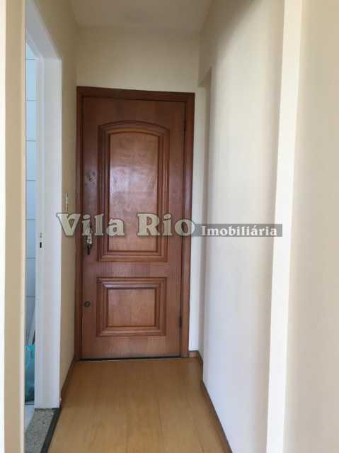 HALL. - Apartamento 2 quartos para alugar Vaz Lobo, Rio de Janeiro - R$ 800 - VAP20763 - 24