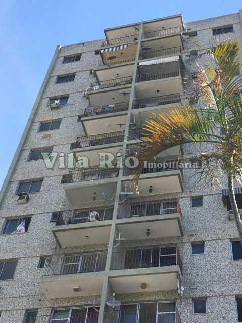 FACHADA. - Apartamento 2 quartos para alugar Vaz Lobo, Rio de Janeiro - R$ 800 - VAP20763 - 29