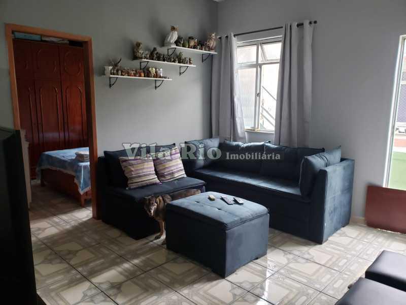 Sala. - Apartamento 3 quartos à venda Penha, Rio de Janeiro - R$ 280.000 - VAP30226 - 1