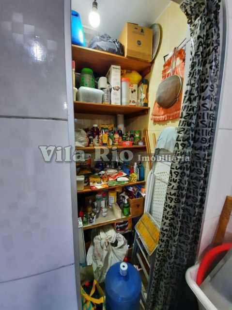 Despensa. - Apartamento 3 quartos à venda Penha, Rio de Janeiro - R$ 280.000 - VAP30226 - 11