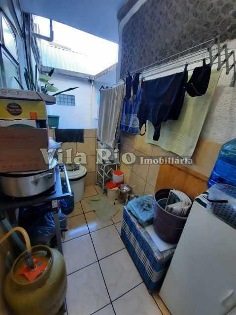 Área de serviço. - Apartamento 3 quartos à venda Penha, Rio de Janeiro - R$ 280.000 - VAP30226 - 13