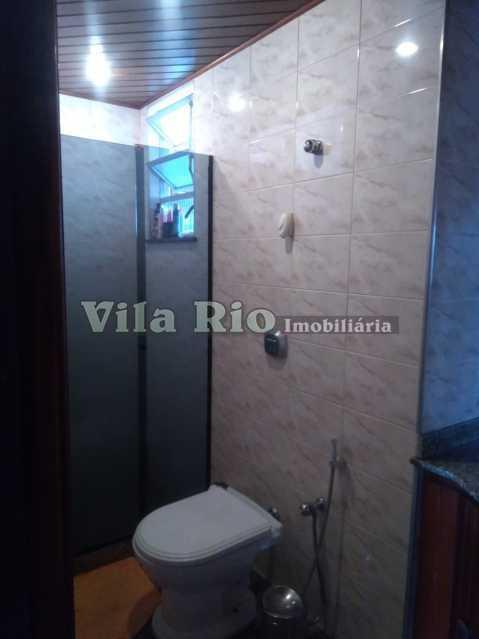 BANHEIRO 1 - Cobertura 3 quartos à venda Vista Alegre, Rio de Janeiro - R$ 850.000 - VCO30021 - 14