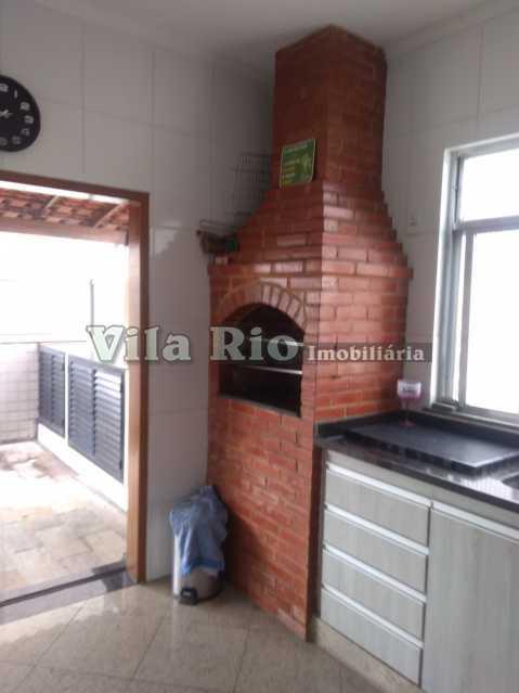 CHURRASQUEIRA - Cobertura 3 quartos à venda Vista Alegre, Rio de Janeiro - R$ 850.000 - VCO30021 - 29