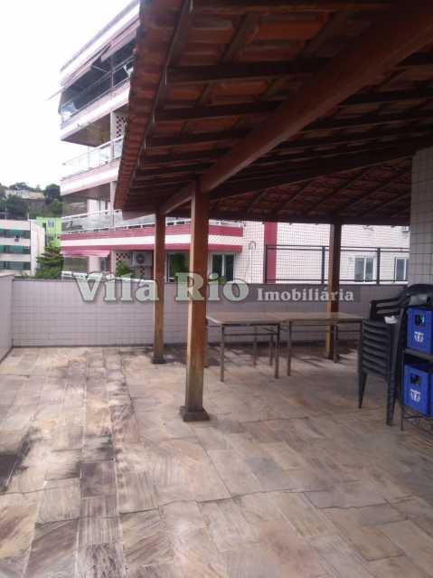 TERRAÇO 1 - Cobertura 3 quartos à venda Vista Alegre, Rio de Janeiro - R$ 850.000 - VCO30021 - 30