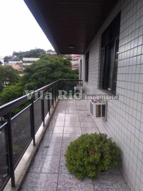 VARANDA - Cobertura 3 quartos à venda Vista Alegre, Rio de Janeiro - R$ 850.000 - VCO30021 - 26