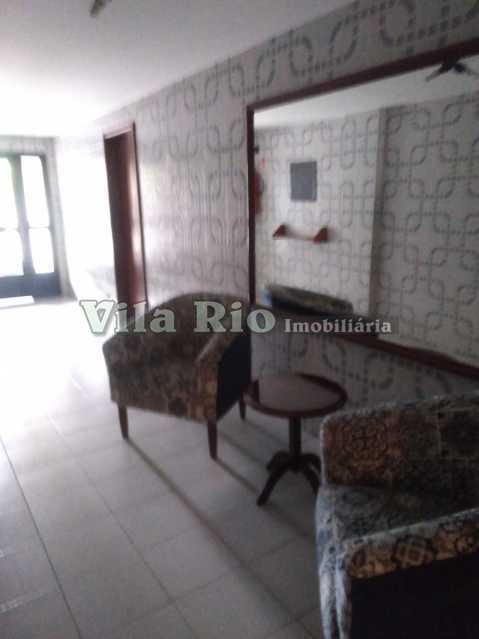 HALL ENTRADA - Cobertura 3 quartos à venda Vista Alegre, Rio de Janeiro - R$ 850.000 - VCO30021 - 1