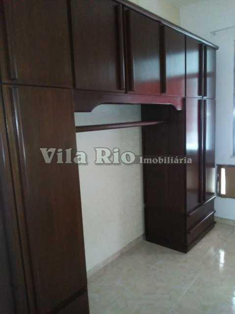 QUARTO 1. - Apartamento 1 quarto à venda Piedade, Rio de Janeiro - R$ 185.000 - VAP10068 - 5