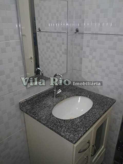 BANHEIRO 1. - Apartamento 1 quarto à venda Piedade, Rio de Janeiro - R$ 185.000 - VAP10068 - 7