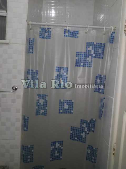 BANHEIRO 2. - Apartamento 1 quarto à venda Piedade, Rio de Janeiro - R$ 185.000 - VAP10068 - 8