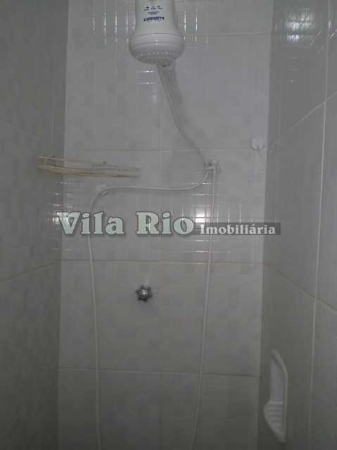 BANHEIRO 4. - Apartamento 1 quarto à venda Piedade, Rio de Janeiro - R$ 185.000 - VAP10068 - 10