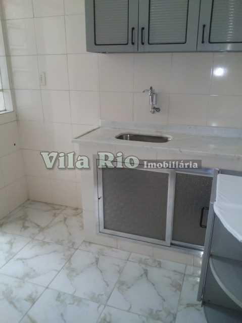 COZINHA 1. - Apartamento 1 quarto à venda Piedade, Rio de Janeiro - R$ 185.000 - VAP10068 - 11