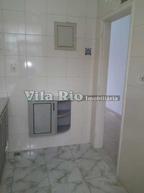 COZINHA 2. - Apartamento 1 quarto à venda Piedade, Rio de Janeiro - R$ 185.000 - VAP10068 - 12