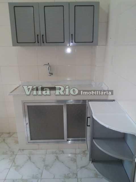 COZINHA 3. - Apartamento 1 quarto à venda Piedade, Rio de Janeiro - R$ 185.000 - VAP10068 - 13