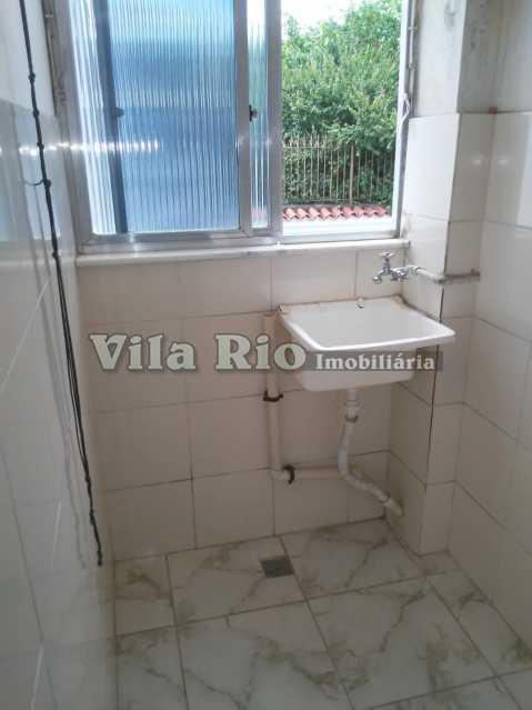 ÁREA 2. - Apartamento 1 quarto à venda Piedade, Rio de Janeiro - R$ 185.000 - VAP10068 - 15