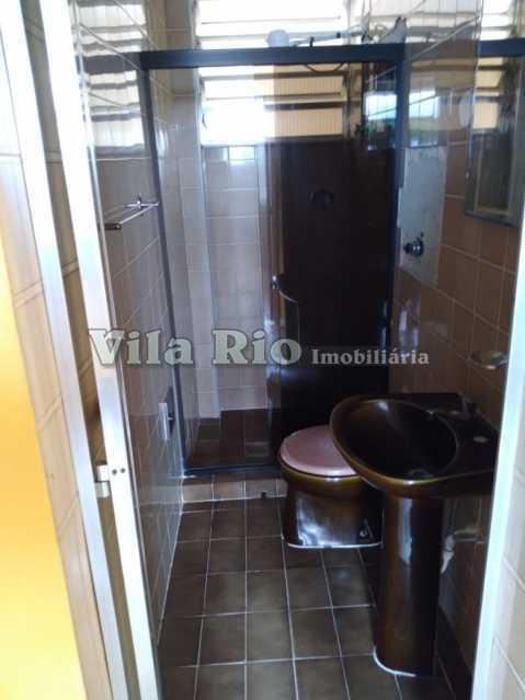 Banheiro 1. - Apartamento 2 quartos à venda Penha Circular, Rio de Janeiro - R$ 200.000 - VAP20768 - 9