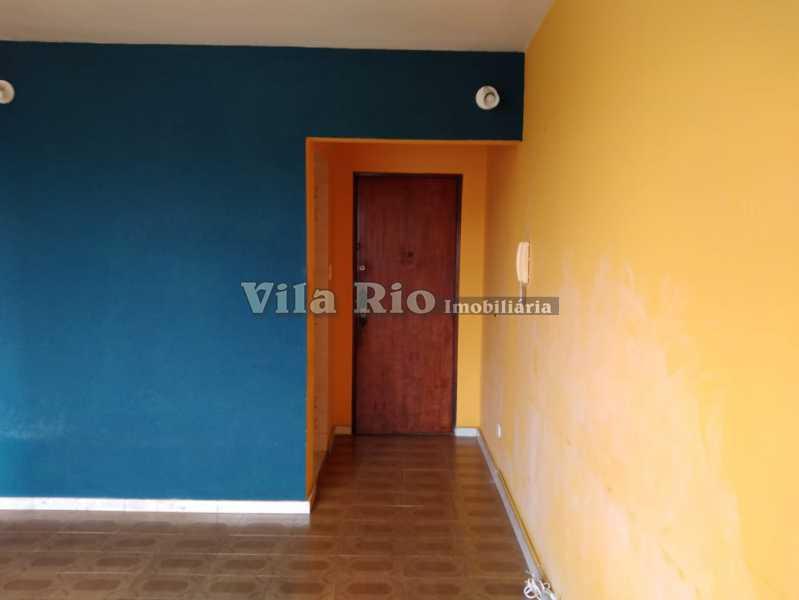 Sala. - Apartamento 2 quartos à venda Penha Circular, Rio de Janeiro - R$ 200.000 - VAP20768 - 1