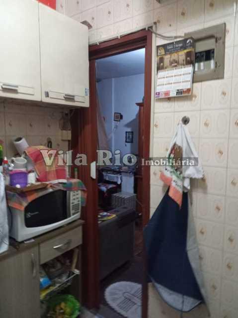 COZINHA1. - Apartamento 1 quarto à venda Braz de Pina, Rio de Janeiro - R$ 145.000 - VAP10069 - 11