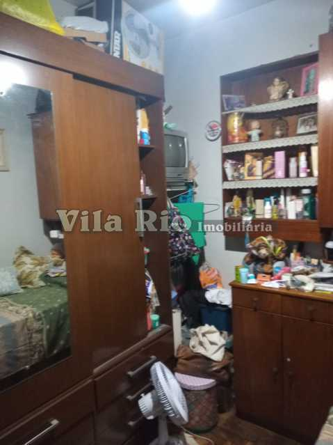 QUARTO. - Apartamento 1 quarto à venda Braz de Pina, Rio de Janeiro - R$ 145.000 - VAP10069 - 7